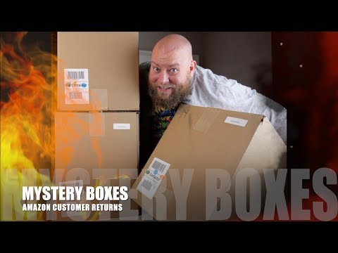 i-paid-$181-for-a-$1,665-amazon-customer-returns-pallet-&-3-huge-mystery-boxes-+-amazon-selling-tips