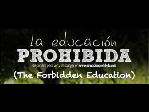 The Forbidden Education -English Full Movie HD- Philosophy of Education Educational Psychology