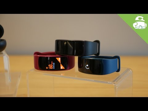 Samsung Gear Fit 2 hands-on! A gorgeous, but pricey fitness tracker