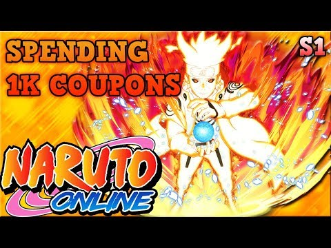 Naruto Online Spending 1k Coupons to try and get Minato/Account discussion