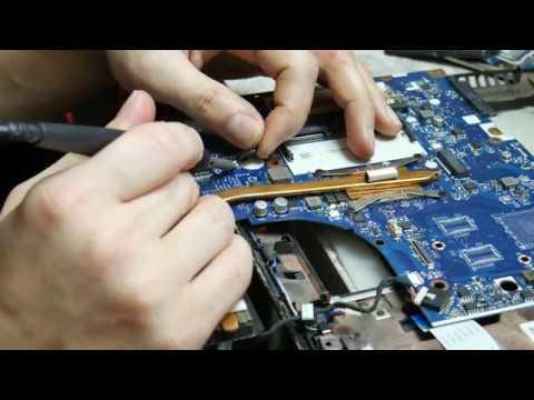 Ноутбук LENOVO G50-45 (NM-A281) //  Не включается. Шим, мульти-контроллер и все бесполезно.
