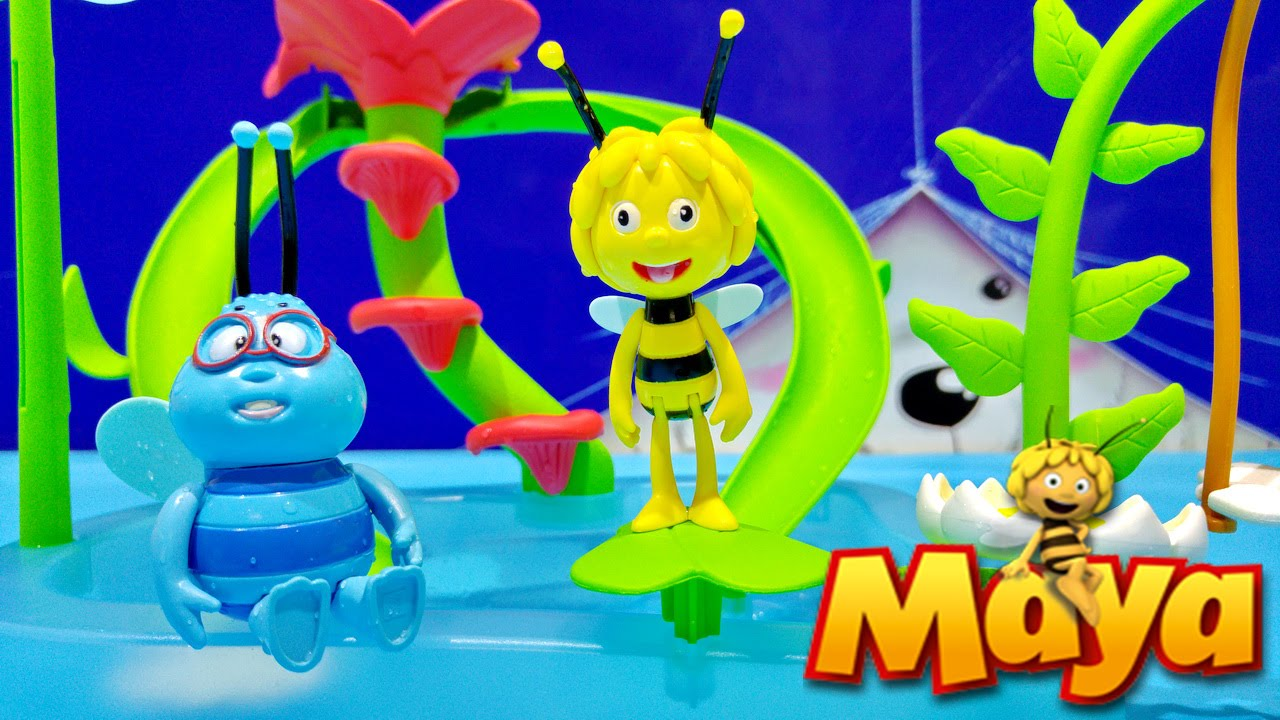Biene From Maya Bee Playset Toys Maja La Imc Abeja JugueteDie Aquapark The QdCoerBWx
