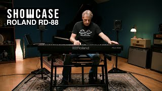 Showcase #1: Roland RD-88