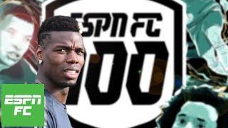 Best central midfielders of 2018: Is Paul Pogba top 5?   ESPN FC 100