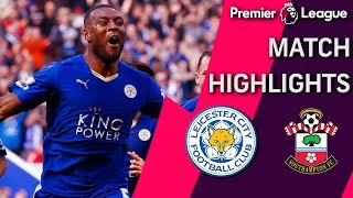 Premier Lague Matchday 32: Leicester City v. Southampton
