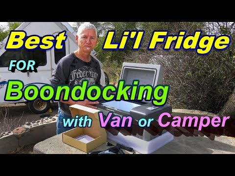 Best Lil Fridge for Boondocking in Van or Camper from YouTube · Duration:  16 minutes 57 seconds