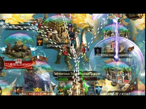 Clash Of Kings :- DRAGON OF SEA( New Dragon)