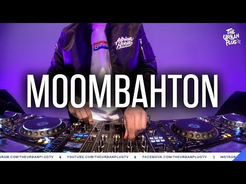 Moombahton Mix 2018 | The Urban Plug Mix by Adrian Noble