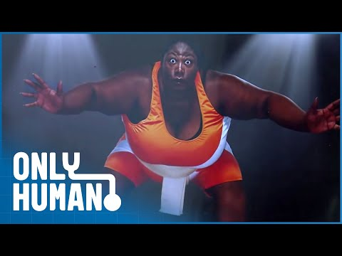 Meet the Heaviest Sportswoman in the World | Only Human