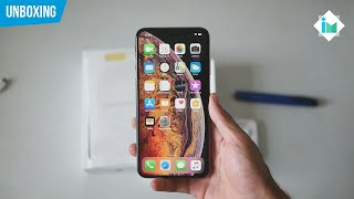 Apple iPhone Xs Max | Unboxing en español
