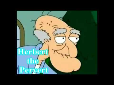 Family Guy Best Clips Of Herbert The Pervert Youtube