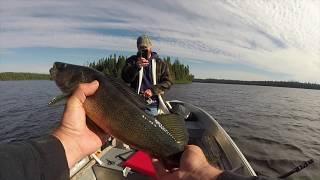 Fishing Trip to Canada