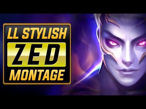 """LL Stylish """"The Face Of Zed"""" Montage 