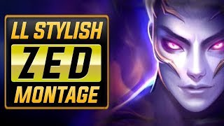 "LL Stylish ""The Face of Zed"" Montage 