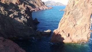 SEA AND REEFS - Parrot Bebop 2