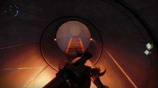 Hidden Entrance to Banshee's Workshop Location (Leviathan's Breath Quest) [Destiny 2]