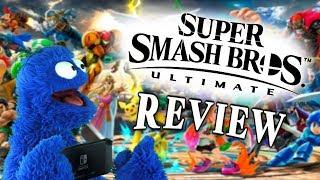 World of Fight │ Super Smash Bros. Ultimate Review (Video Game Video Review)
