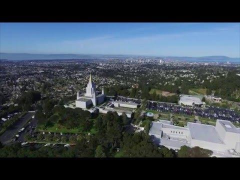 Oakland California Temple