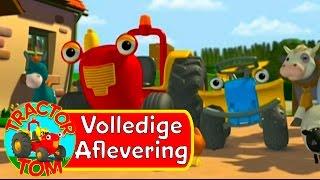 Tractor Tom - 49 De Wortel Dans (Volledige Aflevering - Nederlands)