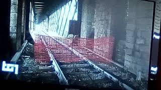 Ponte San Michele chiuso!!!! Roba da non credere!!!!!