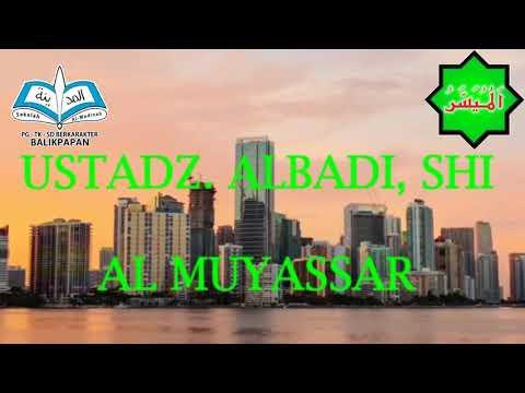 Al Muyassar - Al Mujadilah ayat 11