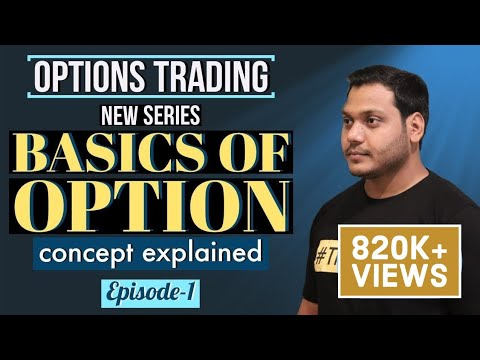 Options trading Episode-1#learn with me