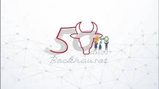 Institucional 50 anos Beckhauser