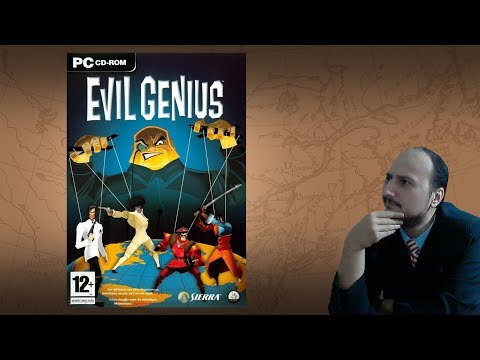 "Gaming History: Evil Genius ""The second best spy game ever made"""