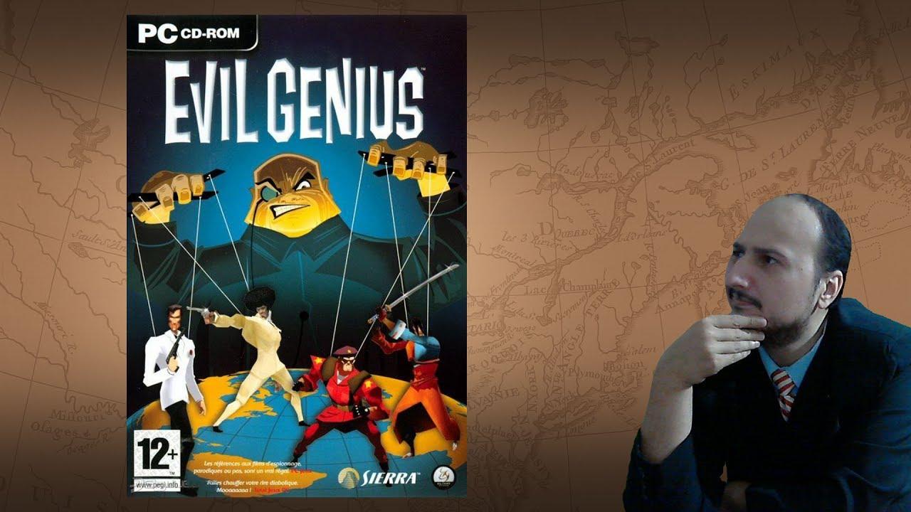 Evil Genius Game