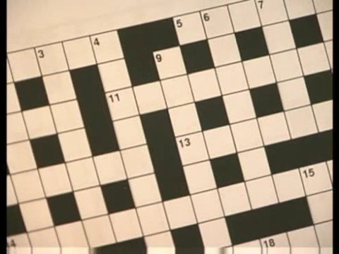 How To Make A Crossword Puzzle Numbering Grid