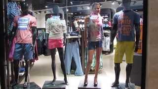 видео Скульптурные мужские манекены