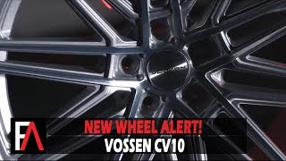 FUEL AUTOTEK Media: Introducing the Vossen CV10 Concave Wheel