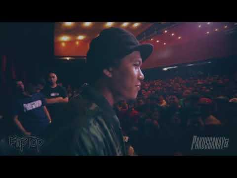 FlipTop: Kregga vs Sak Maestro HD