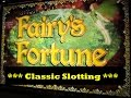 Fairy's Fortune!  Classic WMS Gaming slot!