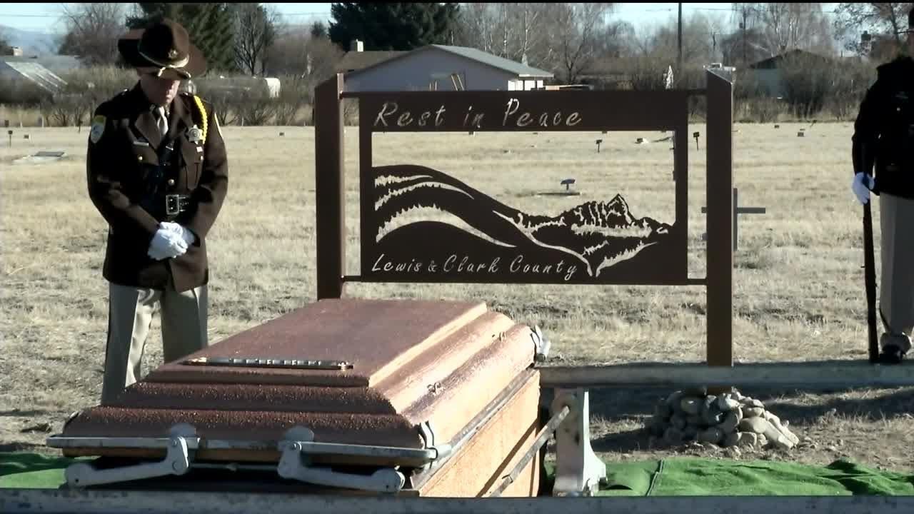 "Anderson Stevenson Wilke Funeral remember the forgotten"" ceremony held at cemetery"