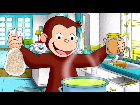 Curious George 🐵Toot Toot Tootsie Goodby 🐵 Kids Cartoon 🐵 Kids Movies 🐵Videos for Kids