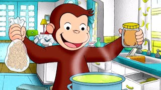 Curious George 🐵Toot Toot Tootsie Goodby 🐵 Kids Cartoon 🐵 Kids Movies 🐵Videos for Kids thumbnail