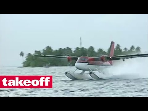 Seaplanes at the Maldives - Barefootpilot Association