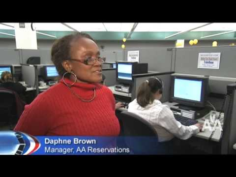 American Airlines Provides Call Center And Volunteers For