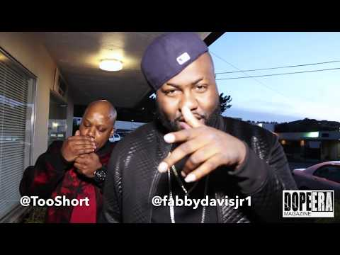 Dope Era Magazine Exclusive Interview With: Too Short Part 1
