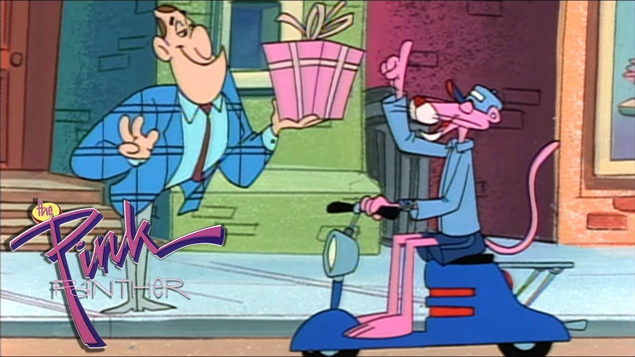 pink panther 1993 ending a relationship