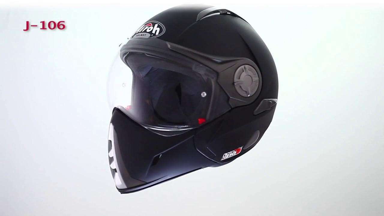Airoh J106/Motorbike Helmet
