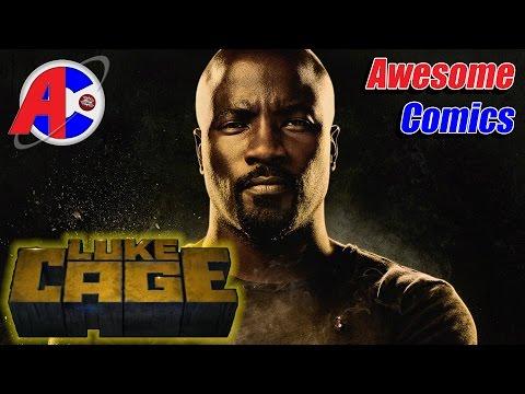 Luke Cage Season 1 - Awesome Comics