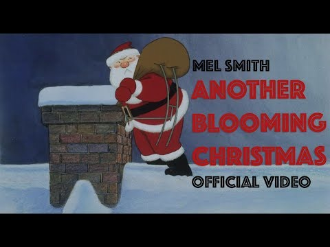 Another Blooming Christmas (Official Music Video) - Mel Smith - Father Christmas Film
