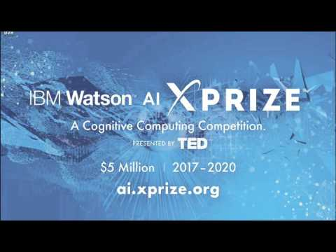 IBM Watson AI XPRIZE @ TED 2016 Announcement
