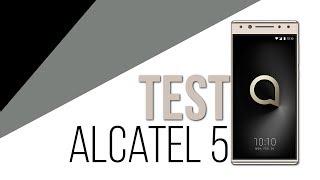 [KONKURS] Alcatel 5 - TEST nietypowego smartfona