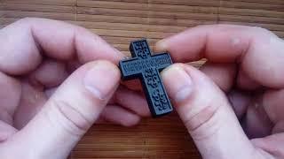 Нательный крест  Обзор#7