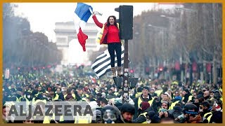 🇫🇷France suspends fuel tax hikes amid 'yellow vest' protests | Al Jazeera English