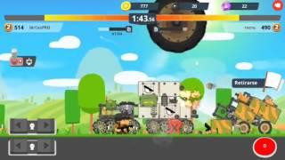 º SuperTank Online º Nuevo Juego Online De Tanques º HeroePvP