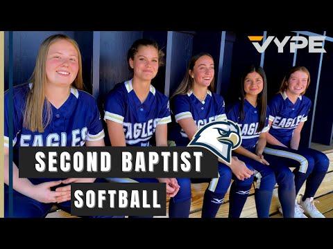 Second Baptist School SOFTBALL || VYPE Campus
